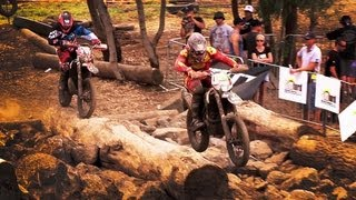 KTM 350EXC-F extreme test with Adam Riemann