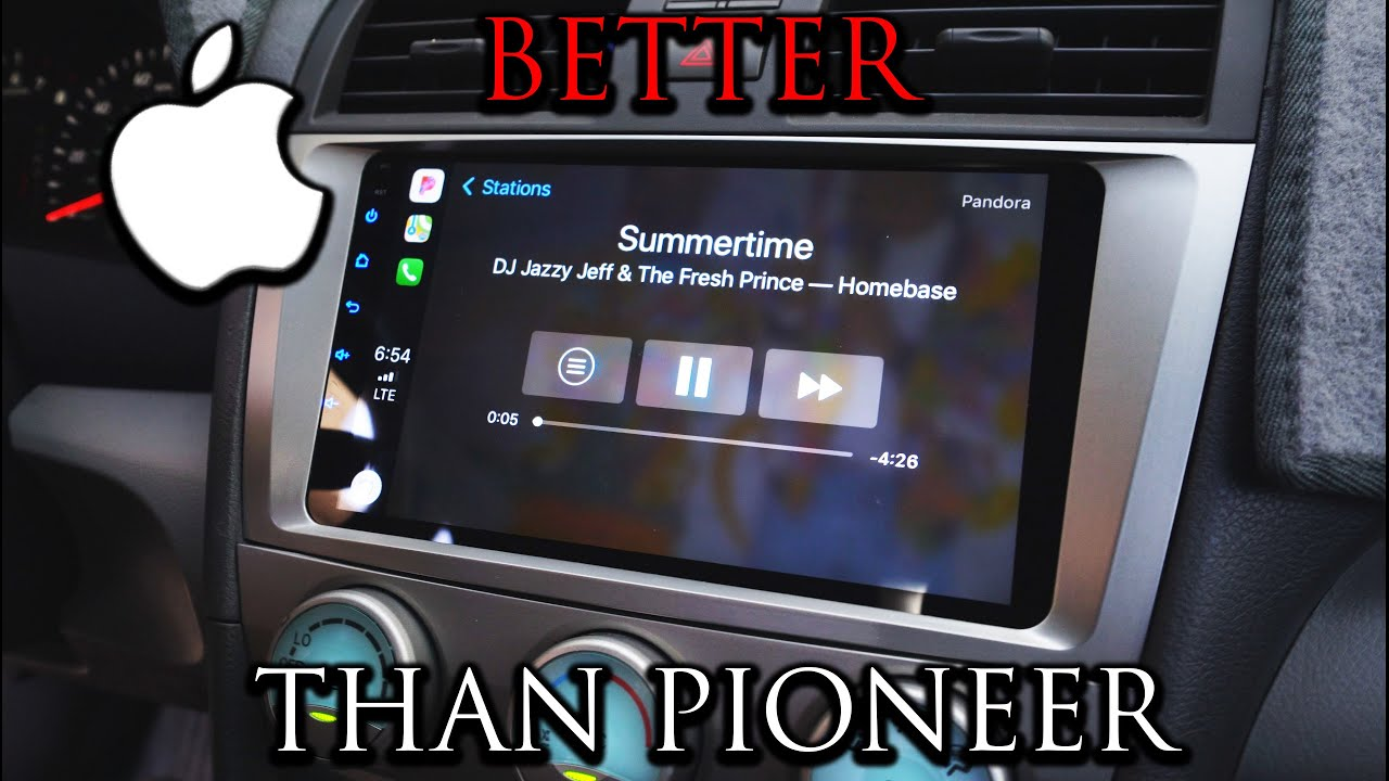 Android Headunit Toyota Camry: Greatness on a budget! | Install