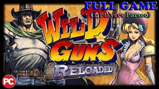 Wild Guns Reloaded (FULL GAME) (Coop 2 Players) [All Missions] [No Commentary]