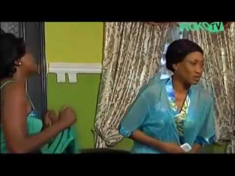 HIP TV NEWS - FUNKE AKINDELE LOOKS STUNNING IN FRINGE DRESS (Nigerian Entertainment News)