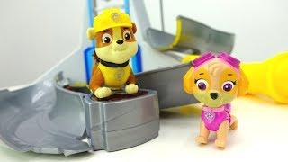 PAW PATROL auf Deutsch - Wir brauchen ein neues Hauptquartier - Paw Patrol Spielzeug