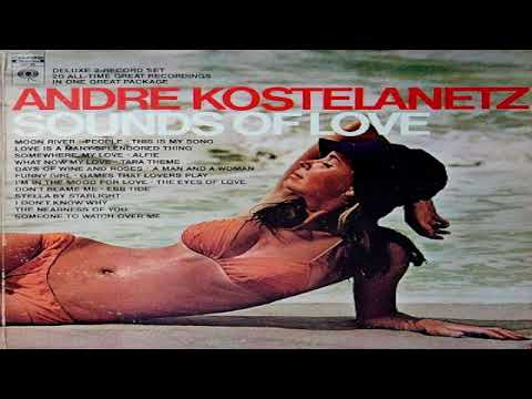ANDRE KOSTELANETZ ‎– Sounds Of Love (1969) 2 LPs GMB