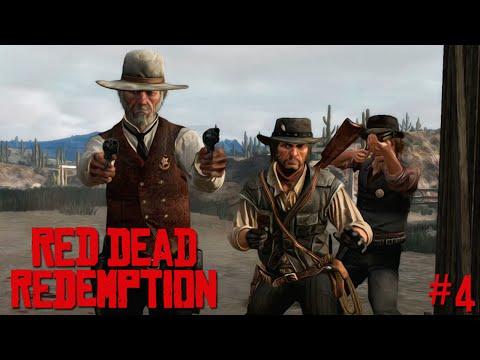 RED DEAD REDEMPTION #4   Sangue por Sangue