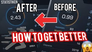 HOW TO GET BETTER IN STANDOFF 2 | 10 TIPS | TipsNTricks #2