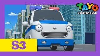 Tayo Lach, Pat l Spielzeit 3 Folge 11 l Tayo Der Kleine Bus