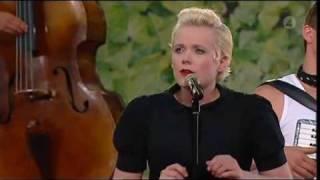 Koop & Ane Brun - Island Blues (Live Sommarkrysset 2007)