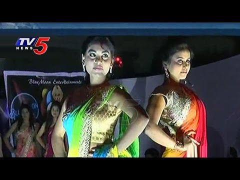 Weekend Fashion Show in Hyderabad | TV5 News