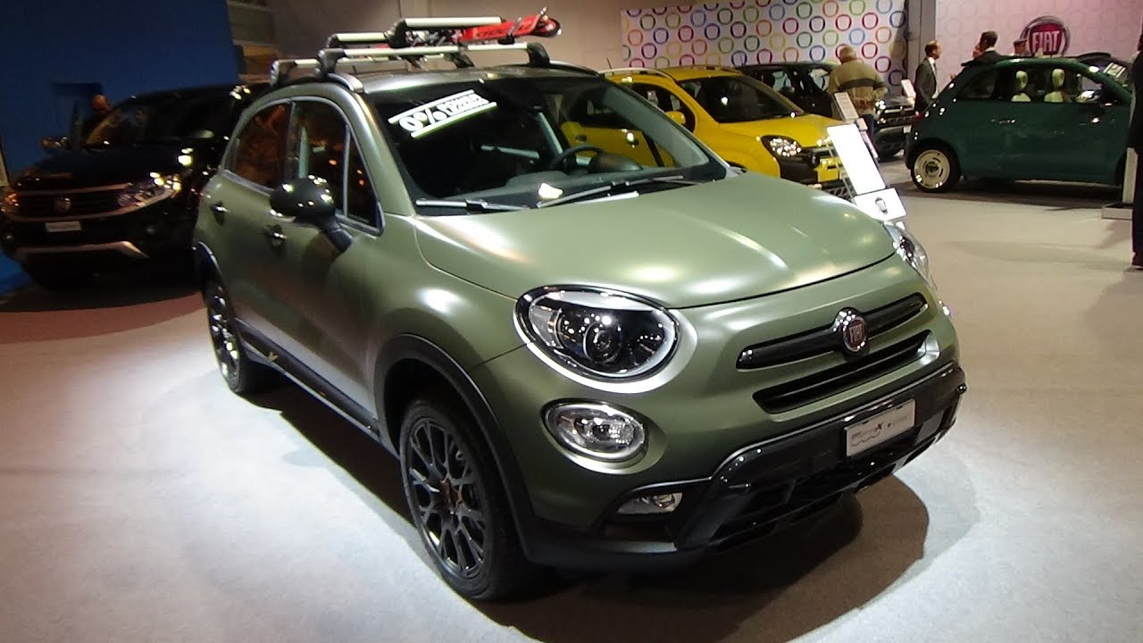 2018 fiat 500x offroad s design exterior and interior auto z rich cars show 2017 youtube. Black Bedroom Furniture Sets. Home Design Ideas