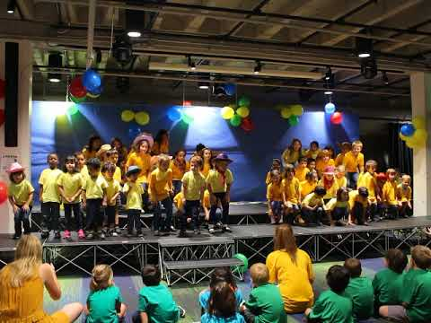 BISW 2017 House Sing - Patuxent Primary