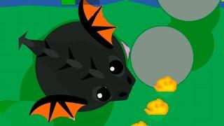 Дракон в mope.io