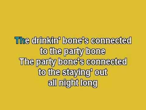 Tracy Byrd - Drinking Bone.flv
