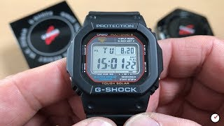 The Only Watch You Will Ever Need - The Casio GW-M5610-1ER