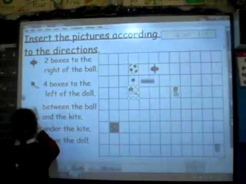 Maths Lesson - Directions CIMG0039.MOV