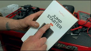 TrekPow 600Amp Jump Starter Pack Review