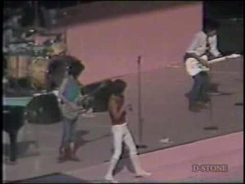 The Rolling Stones - Black Limousine 1981
