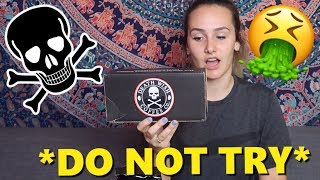 TRYING DEATH WISH COFFEE *WORLD'S STRONGEST*