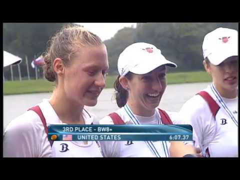 Final A BW8+ World Rowing Under 23 Championships 2...