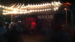 Nakia and Band