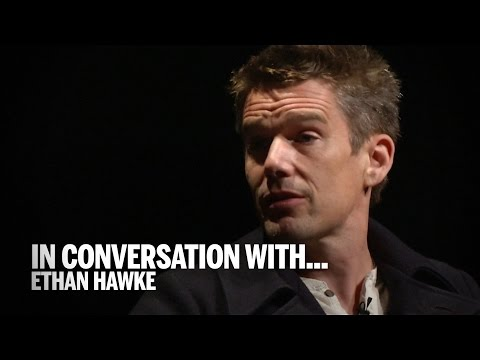 ETHAN HAWKE  In Conversation With...  TIFF 2014