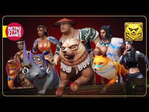 Spirit Run - Official Game Trailer