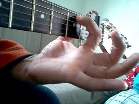 Em7 Guitar Chord Youtube