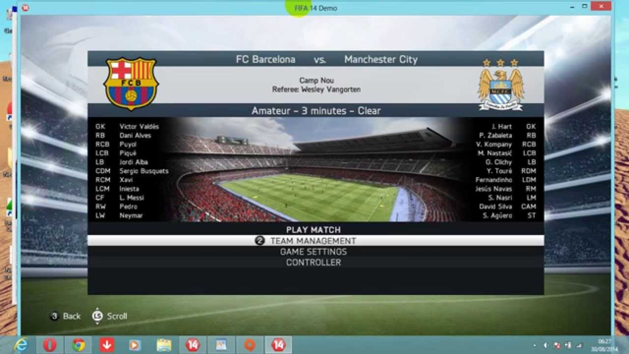 fifa 14 demo download origin