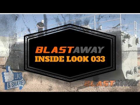 BLASTAWAY | INSIDE LOOK 033 | Mud Tanks x2 | Painted with Endura Coatings