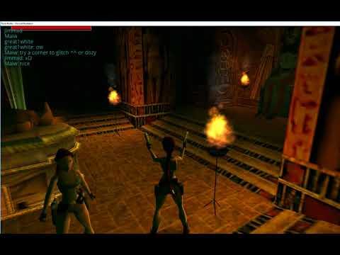 Tomb Raider - The last revelation '' MultiPlayer '' |