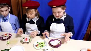 10-й выпуск кулинарной мастерской ''БиблиоКухня''. Библиотека с. Нижнетамбовского