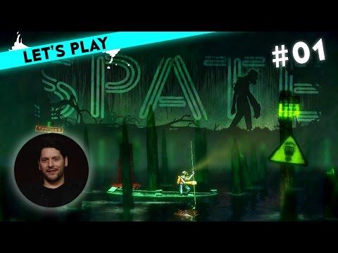 [1] Let's Play Spate mit Simon | Roboter auf der Suche nach Freunden | 22.02.2016