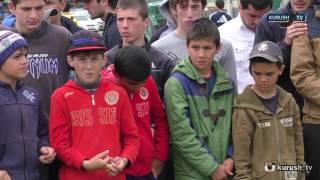Турнир по футболу кубок села 2017