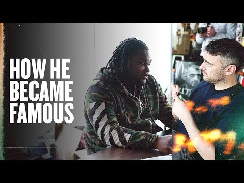 Tee Grizzley's Come Up and Releasing His Debut Album Activated | Garyvee Business Meeting