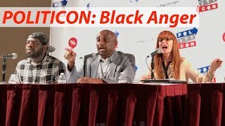 Angry Black Woman Shouts at POLITICON Panel on Fatherlessness & Racism