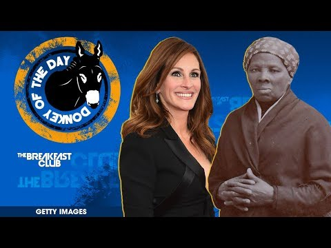 Julia Roberts Was Once Considered To Play Harriet Tubman In A Film