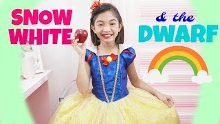 SNOW WHITE and the DWARF MAKEOVER