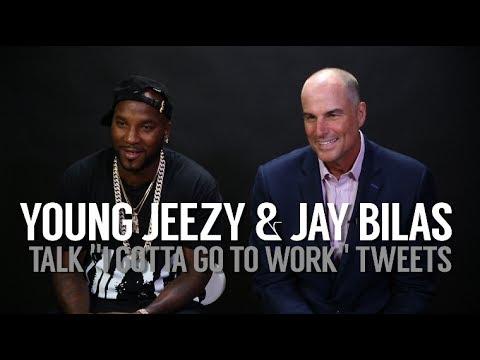 "Jay Bilas And Young Jeezy Talk ""I Gotta Go Work"" Tweets"