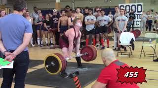 Highschool Powerlifting Meet 2018