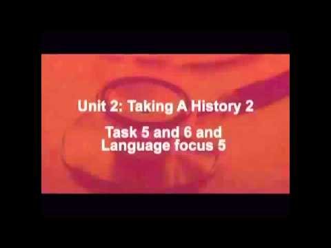 CÁCH CHÀO HỎI BỆNH VÀ KHÁM BẰNG TIẾNG ANH - NÓI VỚI NGƯỜI BỆNH - English in medicine 1