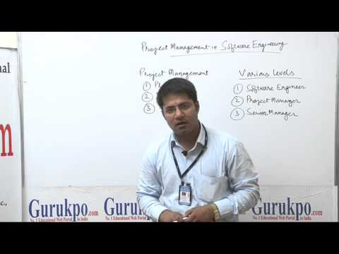 "Project Management in Software Engineering"" by Mr. Gajendra Sharma"