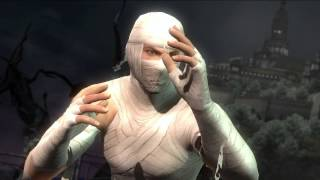 Dead or Alive 5 Ultimate - Halloween fighting outfits DLC update - PS3 X360
