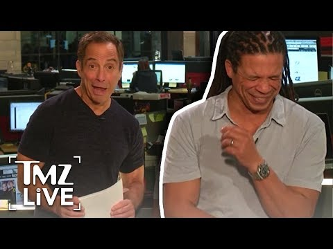 Harvey And Charles Read TMZ HATE MAIL! | TMZ Live