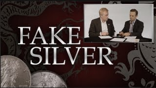Fake Silver & Gold - How To Avoid Them - Mike Maloney & James Anderson