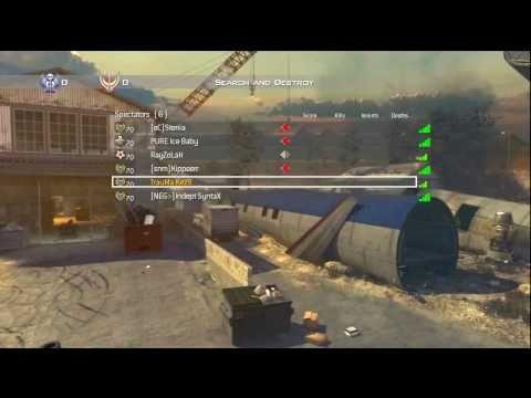 3v3 GB SnD Gameplay - Commentary - TrauMa KezR | GB Lounge HD