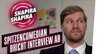ZDF-Comedian Shapira bricht Interview ab und droht