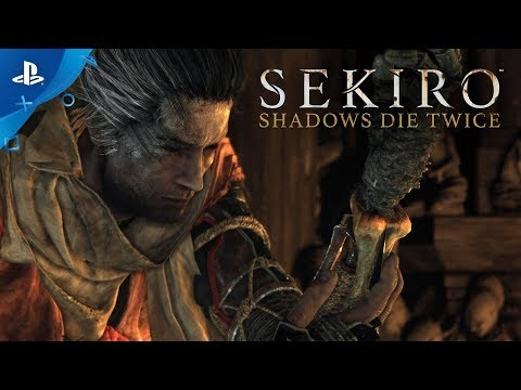 Sekiro: Shadows Die Twice - Reveal Trailer | PS4