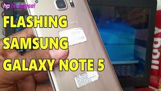 Cara Flash Samsung Young 2 {G130h} Bootloop.