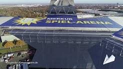 Drohne Luftbilder Düsseldorf