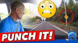 How To Correctly Meŗge Onto A Freeway