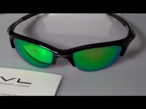 oakley polarized green lenses