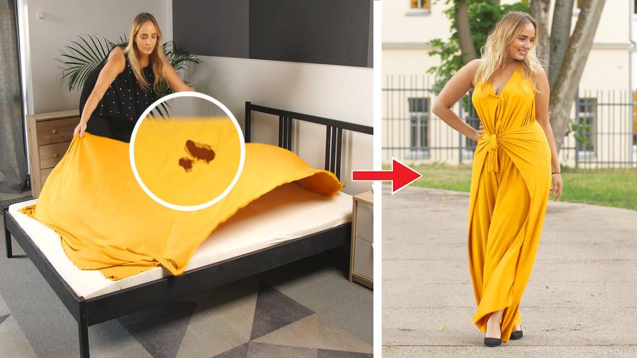 My Bedroom = My Fashion: DIY Clothes Ideas and Fashion Hacks By Crafty Panda
